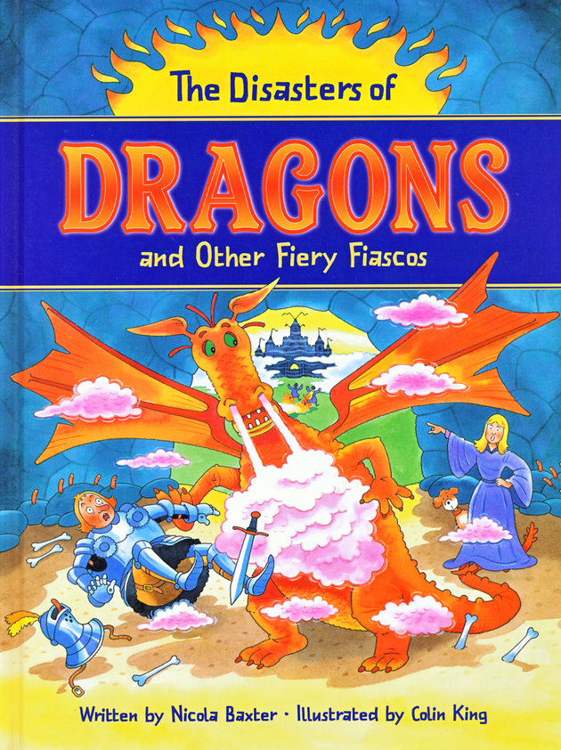 Disasters of Dragons -cover